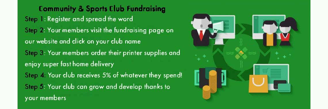 Community Club Fundraising