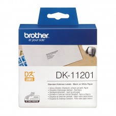 Brother DK11201 White Label