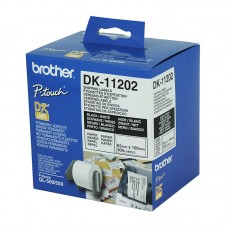 Brother DK11202 White Label