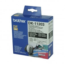 Brother DK11203 White Label