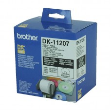 Brother DK11207 White Label