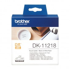 Brother DK11218 White Label