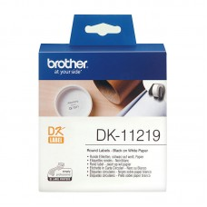 Brother DK11219 White Label