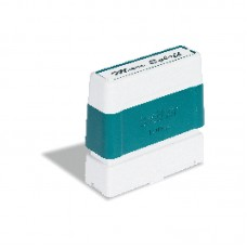 Brother 10x60mm Green Stamp