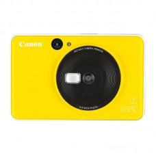 Canon Inspic Camera Yellow