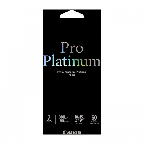 Canon 4x6 Pro Platinum 50sh