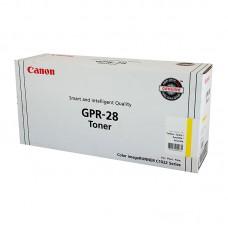 Canon TG41 GPR28 Yellow Toner
