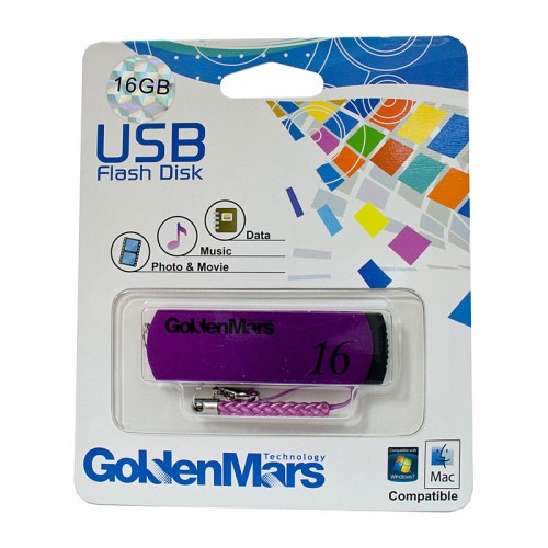GoldenMars USB Drive 16GB